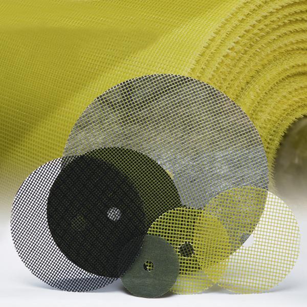 Glass Fiber Disc For Abrasive